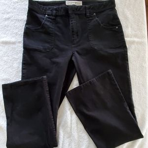 Fashion bug black bootcut Jean's size 12